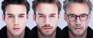 Images using FaceApp aging filter